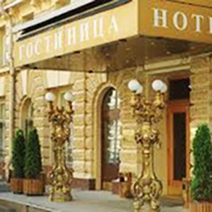 Гостиницы Деманска