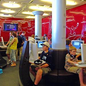 Интернет-кафе Деманска