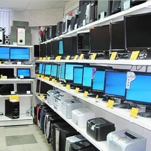 Компьютерные магазины Деманска