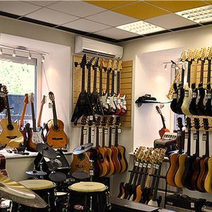 Музыкальные магазины Деманска