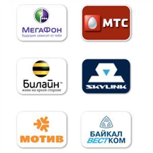 Операторы сотовой связи Деманска