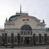 Железнодорожные вокзалы в Деманске