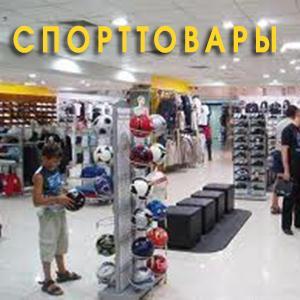 Спортивные магазины Деманска