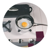 Гостиница Калуга Плаза - иконка «кухня» в Деманске